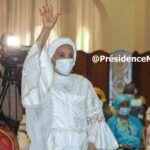 Cérémonie de prestation de serment du Médiateur de la République devant le Chef de l'Etat